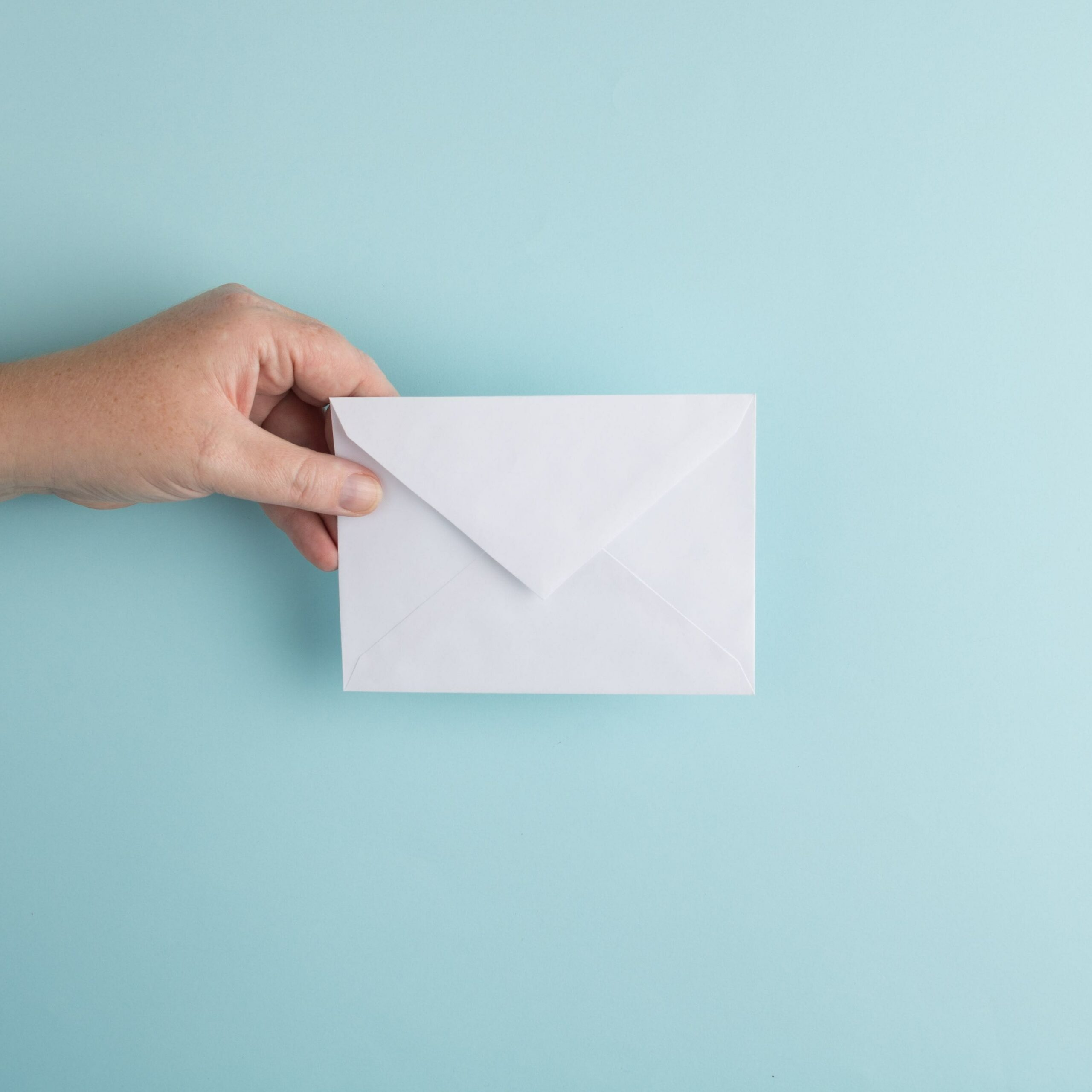 photo : enveloppe, erica steeves, unsplash