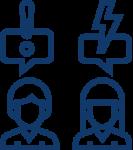 Cap Care logo gestion des conflits